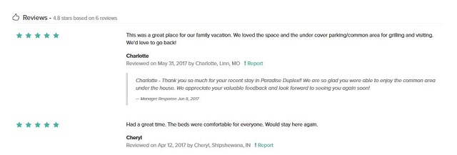 vacation rental software reviews
